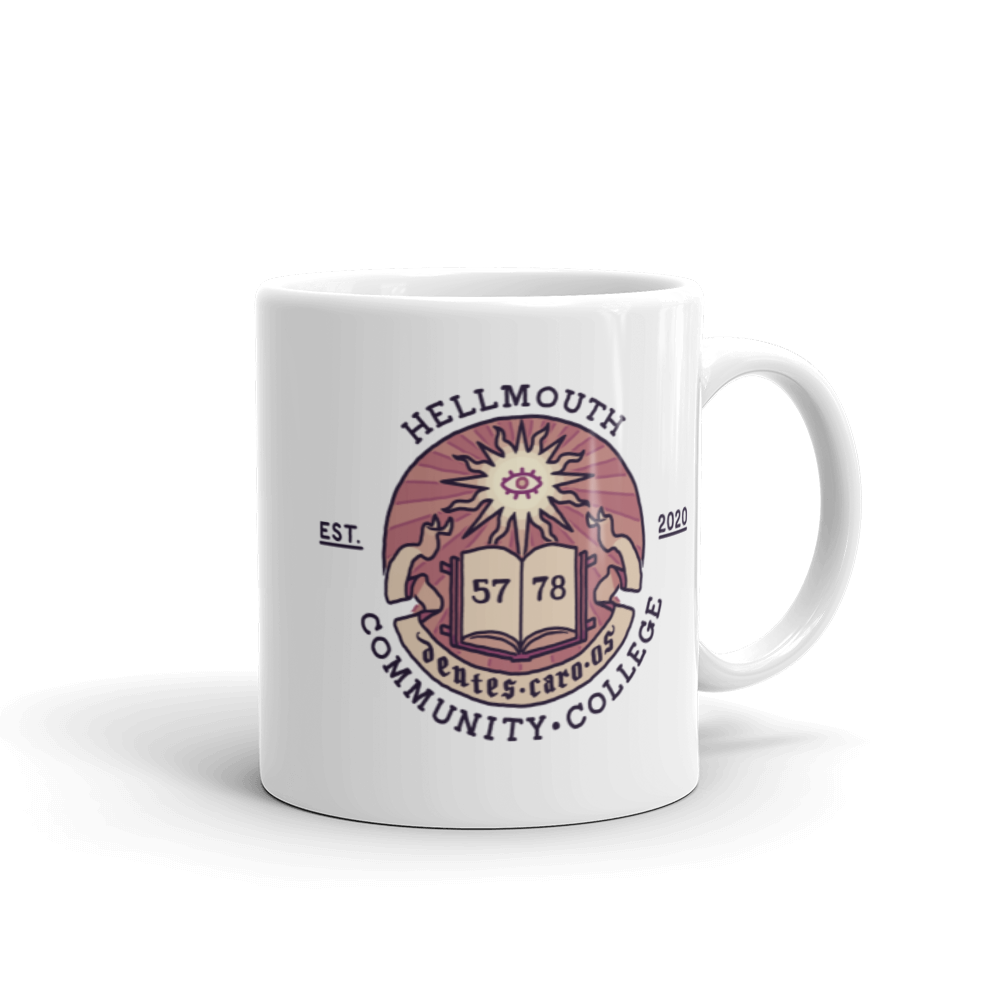 🌞 Hellmouth Community College Mug