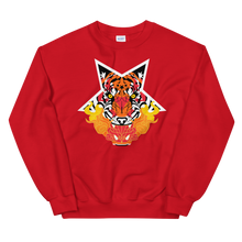 Load image into Gallery viewer, 🐅Tigers Pentagram Sweater