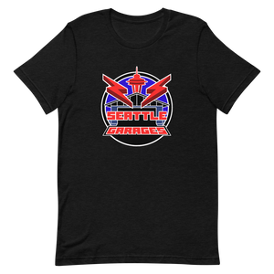 🎸 Seattle Garages Logo T-Shirt