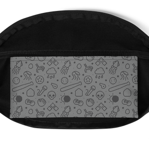 ⚾ We Are All Love Blaseball Fanny Pack - Grey