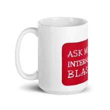 Load image into Gallery viewer, ⚾ Ask Me About Blaseball Mug