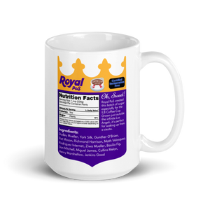👑 Royal PoS Coffee Cup Mug