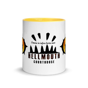 🌞 Hellmouth Courthouse Mug