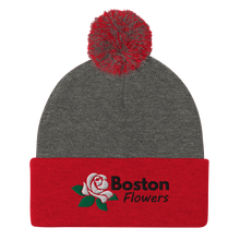 Load image into Gallery viewer, 🌹Flowers Pom-Pom Beanie