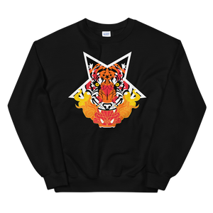 🐅Tigers Pentagram Sweater