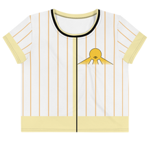 Load image into Gallery viewer, 🌞Sunbeams Uniform Crop Tee