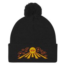 Load image into Gallery viewer, 🌞Sunbeams Pom-Pom Beanie