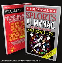 Load image into Gallery viewer, ⚾ Blaseball Splorts Almanac: The Discipline Era