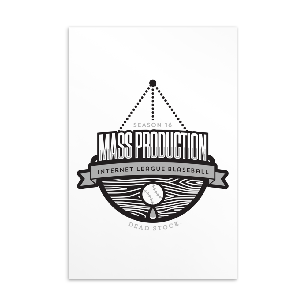 ⚖️ Season 16: Mass Production Postcard