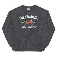 Load image into Gallery viewer, 🦀  Baltimore Crabitat Sweater