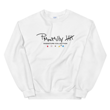 "Load image into Gallery viewer, ⚾ The P.MacMilly Signature Collection ""Frequently Used"" Sweater"