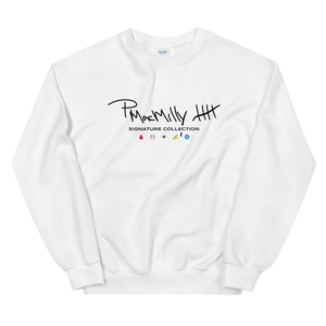 "⚾ The P.MacMilly Signature Collection ""Frequently Used"" Sweater"