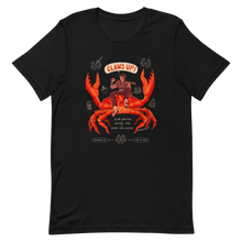 Load image into Gallery viewer, 🦀 Tillman Henderson Claws Up T-Shirt