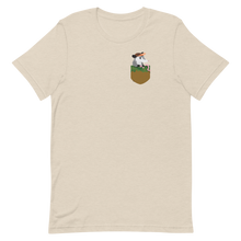 Load image into Gallery viewer, 🐌 Scratch Deleuze Pocket Pal T-Shirt