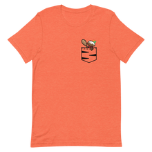 Load image into Gallery viewer, 🐅 Carmelo Plums Pocket Pal T-Shirt