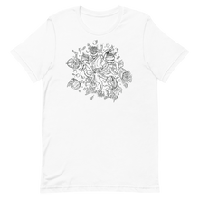 Load image into Gallery viewer, 🦑 The Monitor Is Overworked T-Shirt