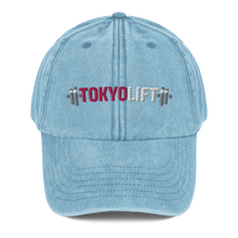 Load image into Gallery viewer, 🏋️ Tokyo Lift Throwback Blaseball Cap