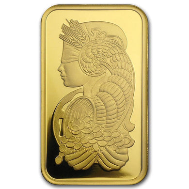 Thanh vàng 1 oz - PAMP Suisse Lady Fortuna Veriscan®