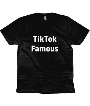 Open image in slideshow, TikTok Famous T-Shirt | various colours