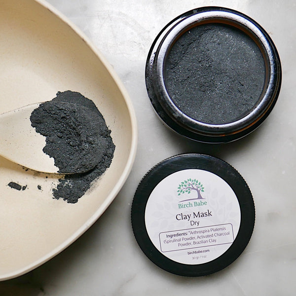 Detoxifying Clay Mask Kit