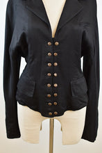 Load image into Gallery viewer, 1990's | Vertigo Paris | Gothic Top with Decorative buttons