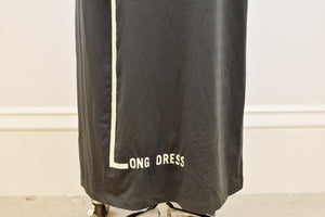"1990's | Moschino Jeans | ""Long Dress"""