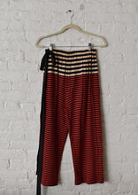 Load image into Gallery viewer, 1990's | Sonia Rykiel | Striped Cotton Lounge Pants