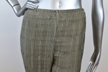 Load image into Gallery viewer, Y2K | Babette | Pewter Plisse Pants