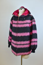 Load image into Gallery viewer, 1980's | Croydon | Pink and Black Ski Jacket