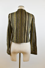 Load image into Gallery viewer, 1990's | Rialto Collection by Joy Perreras | Textured Button-up Blouse