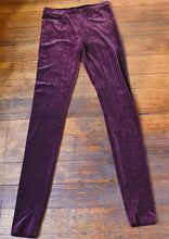 Load image into Gallery viewer, 1990's | Tahari |  Burgundy Velvet Body Suit and Pant Set