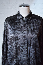 Load image into Gallery viewer, 1990's | Escada | Silk Floral Print Blouse