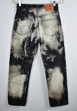 Load image into Gallery viewer, Bleach Dyed Levi's 505s
