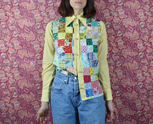 Load image into Gallery viewer, 1970's | Patchwork Shirt