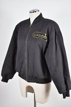 Load image into Gallery viewer, 1990's | Jaguar Sequin Bomber Jacket