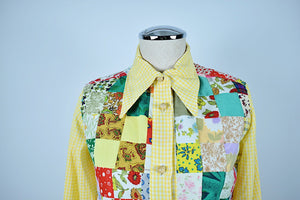 1970's | Patchwork Shirt