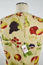 Load image into Gallery viewer, 1990's | Guy Laroche | Sleeveless Fruit Top