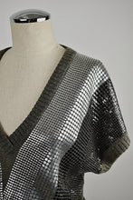 Load image into Gallery viewer, 1980's | 1990's | Krizia | Lightweight Sequined Sweater