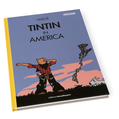 Tintin in America Limited Edition Collectors Piece.