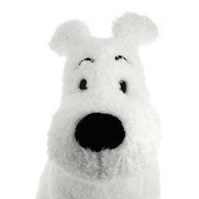 Snowy (Milou) Large - FREE UK POSTAGE