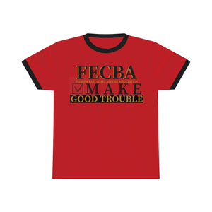 FECBA Ringer Tee - Crossover Threads