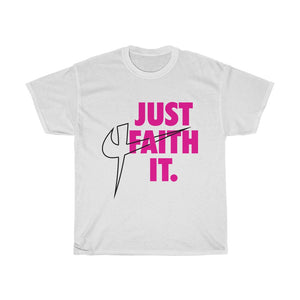 Just Faith It - Crossover Threads