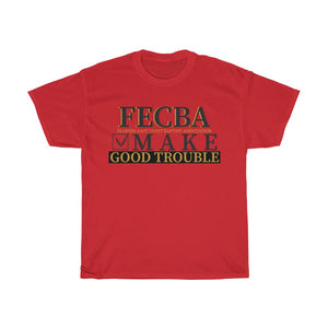 FECBA Heavy Cotton Tee - Crossover Threads
