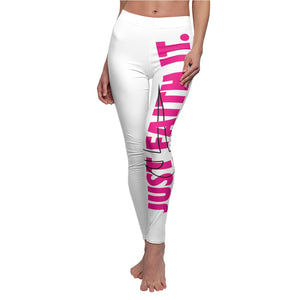 Just Faith It Leggings - Crossover Threads