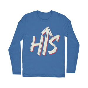 his Just Faith It Classic Long Sleeve T-Shirt - Crossover Threads