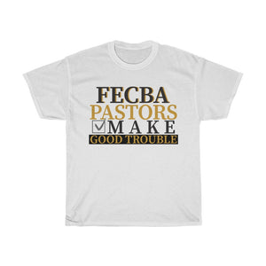FECBA PASTORS Heavy Cotton Tee - Crossover Threads