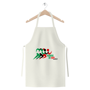 Running On Hope Jersey Apron - Crossover Threads