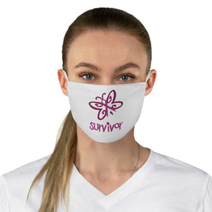 Survivor Fabric Face Mask - Crossover Threads