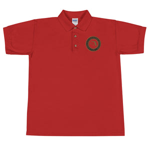 Embroidered Polo Shirt - Crossover Threads