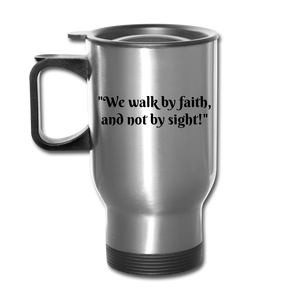 Just Faith It Travel Mug - Crossover Threads